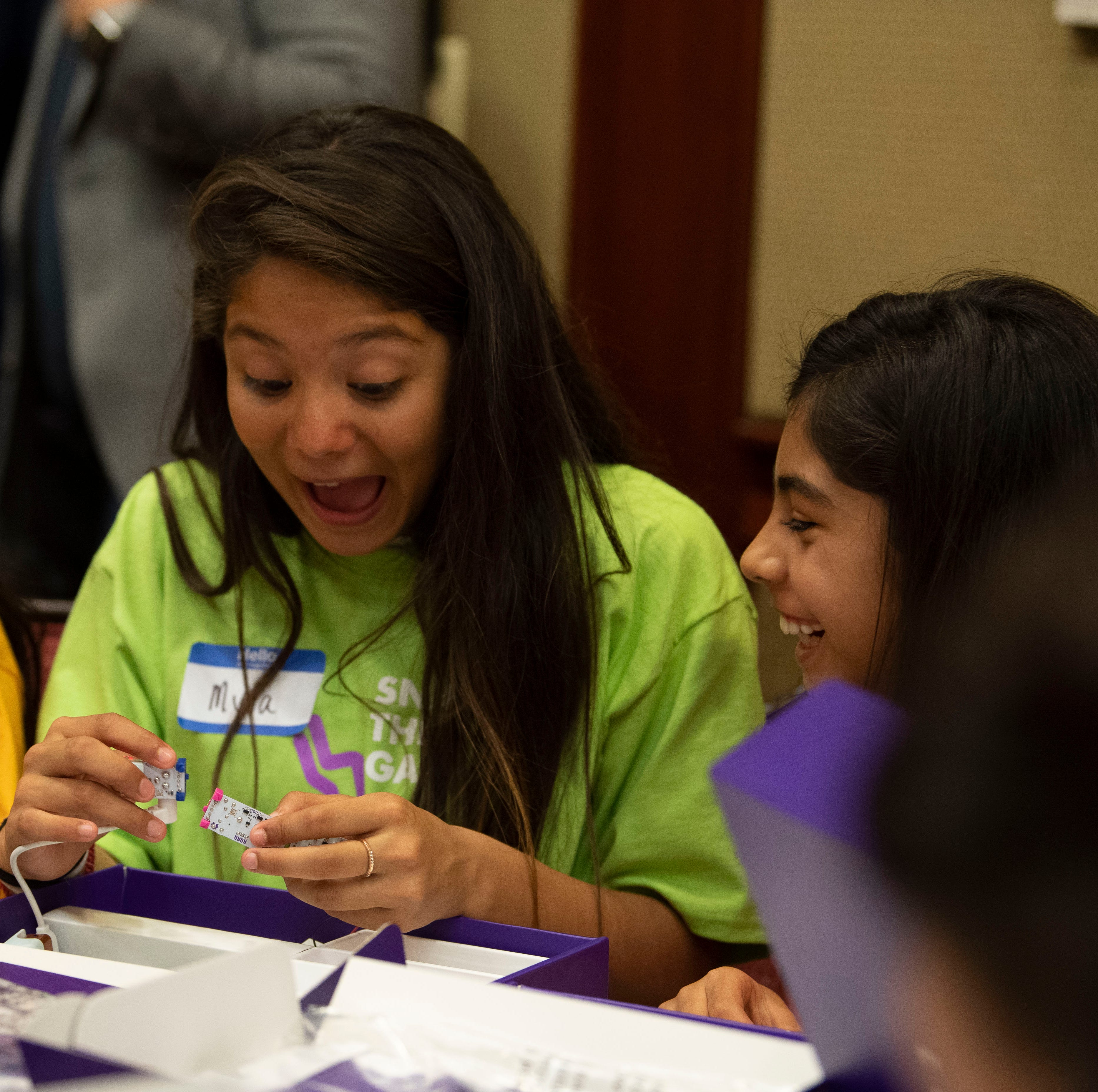 """Snap the Gap"" is a new Disney and littleBits program designed to get 10-year-old girls interested in STEM."