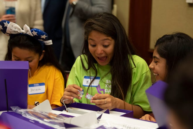 """""""Snap the Gap"""" is a new Disney and littleBits program designed to get 10-year-old girls interested in STEM."""