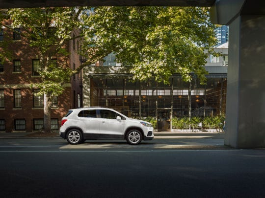 The 2019 Chevrolet Trax Premier.