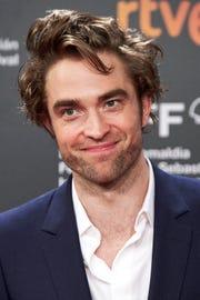 "Robert Pattinson at the ""High Life"" premiere in San Sebastian, Spain, last September."
