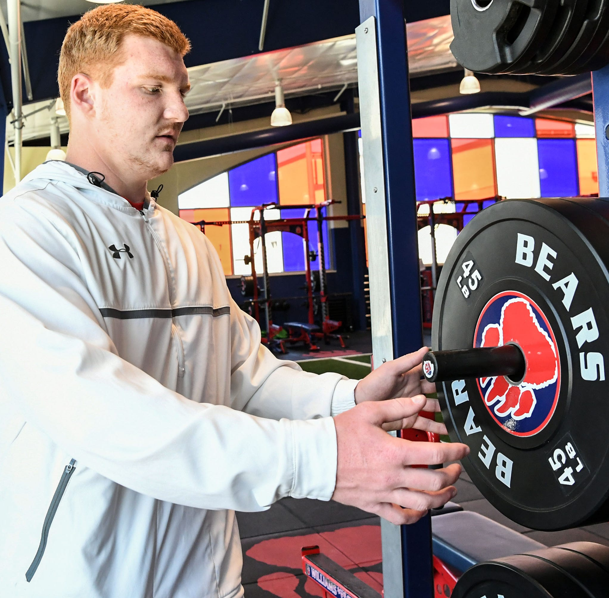 Anderson County athletes muscle their way to state high school weightlifting championships