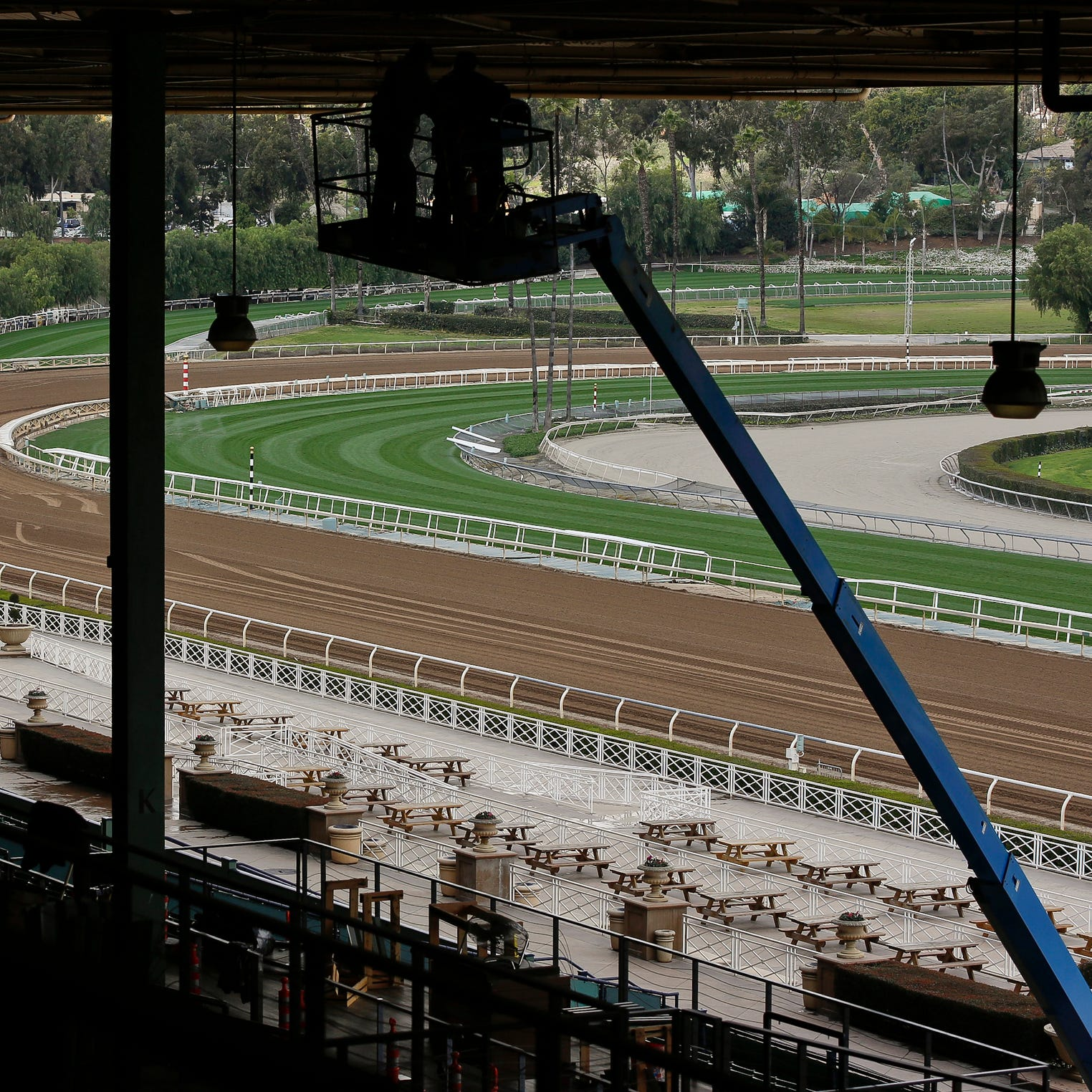 Santa Anita horse deaths: An impact on Monmouth Park racing?