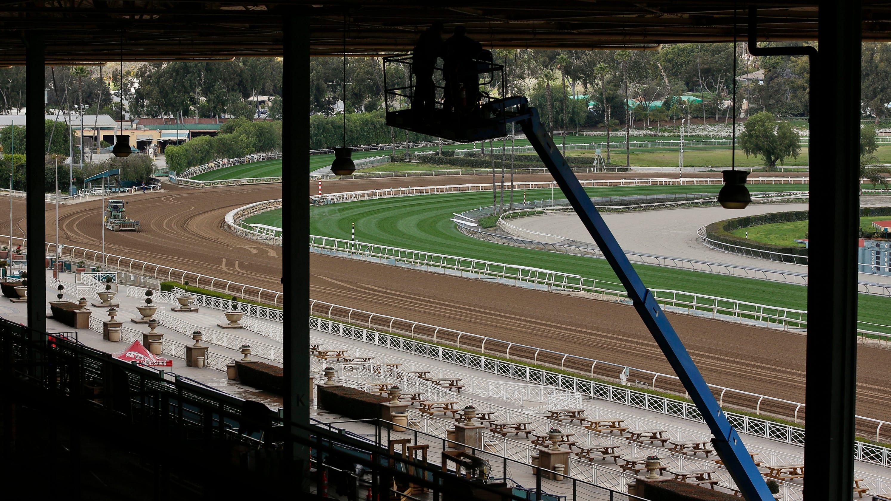 Santa Anita Horse Deaths An Impact On Monmouth Park Racing