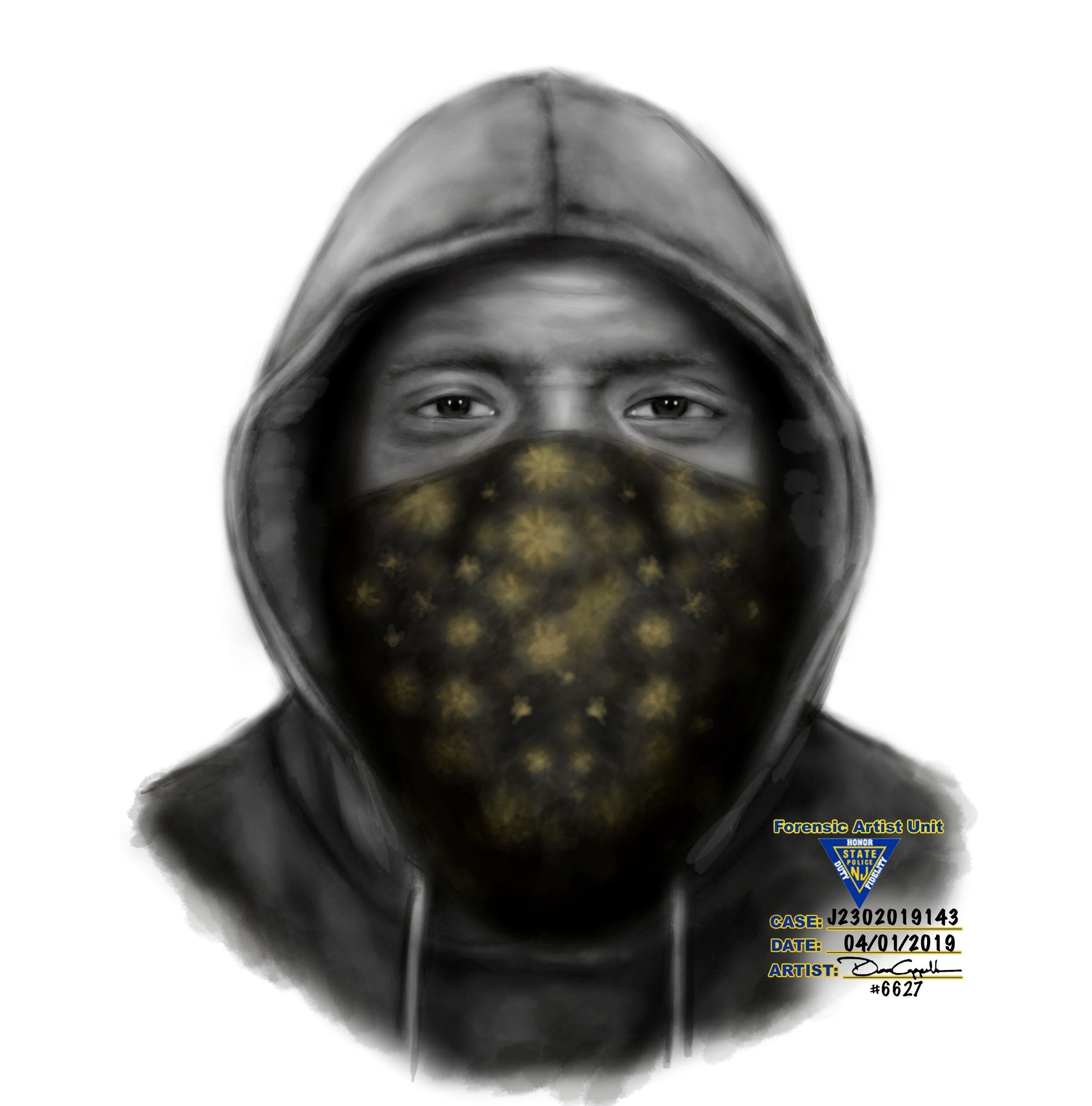 Marlboro ATM robbery: Help cops ID suspect