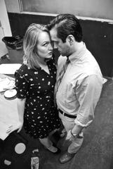 "Jessica Nogaret and Adam Holley star in ""Blackbird"" by David Harrower at KNOW Theatre in downtown Binghamton."