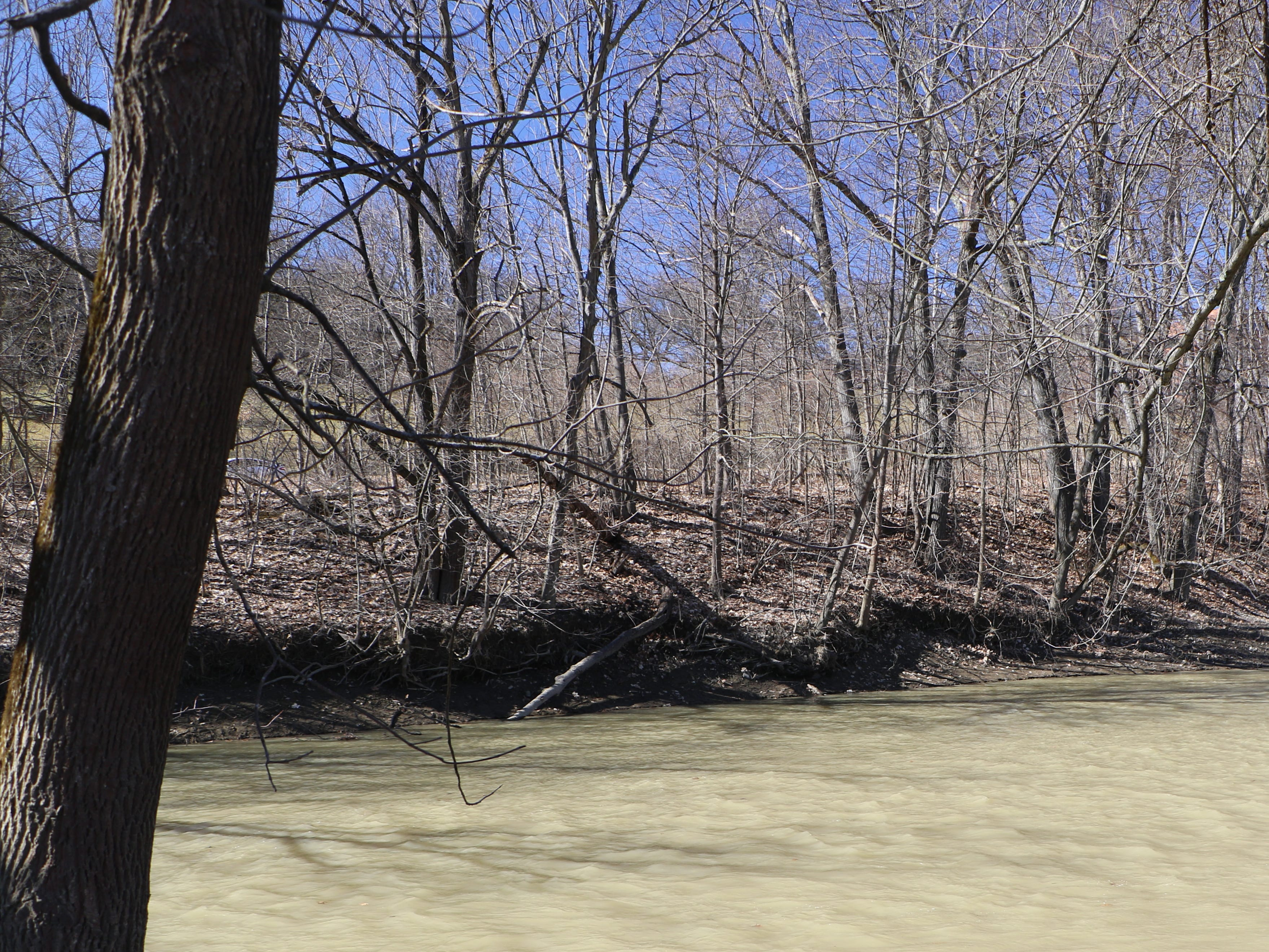 Another view of Nanticoke Creek.