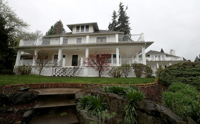The historic Cedar Cove Inn in Port Orchard on Wednesday, April 3, 2019.