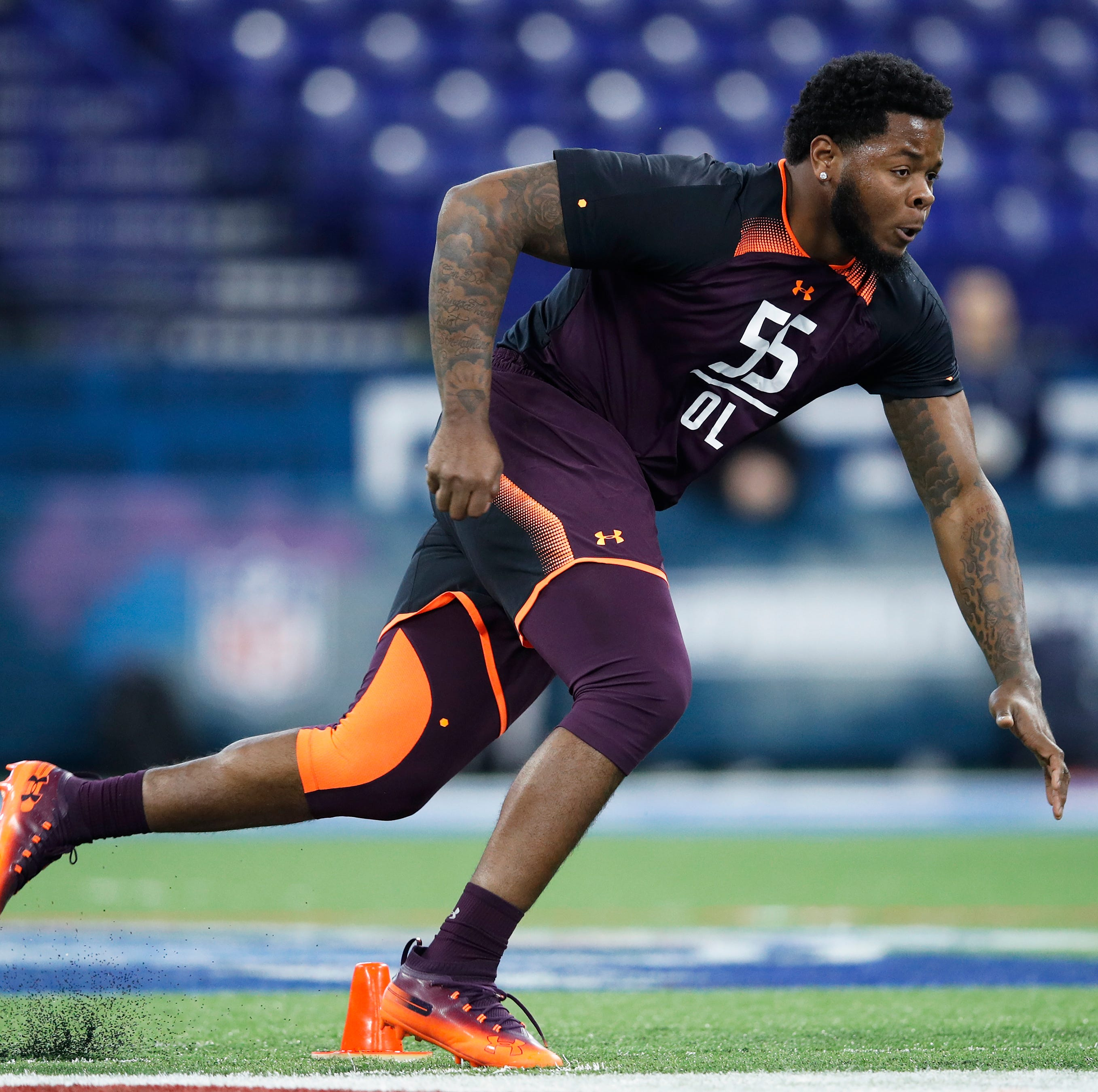 Brevard grads waiting for Friday's 2019 NFL Draft second, third rounds