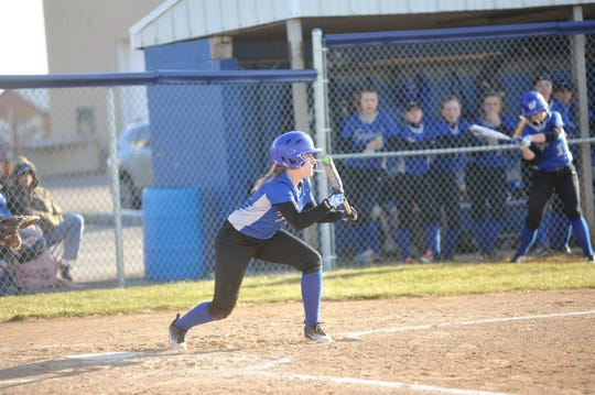 Madie Wagner started all three seasons with the Lady Royals and was set to make it four this year.