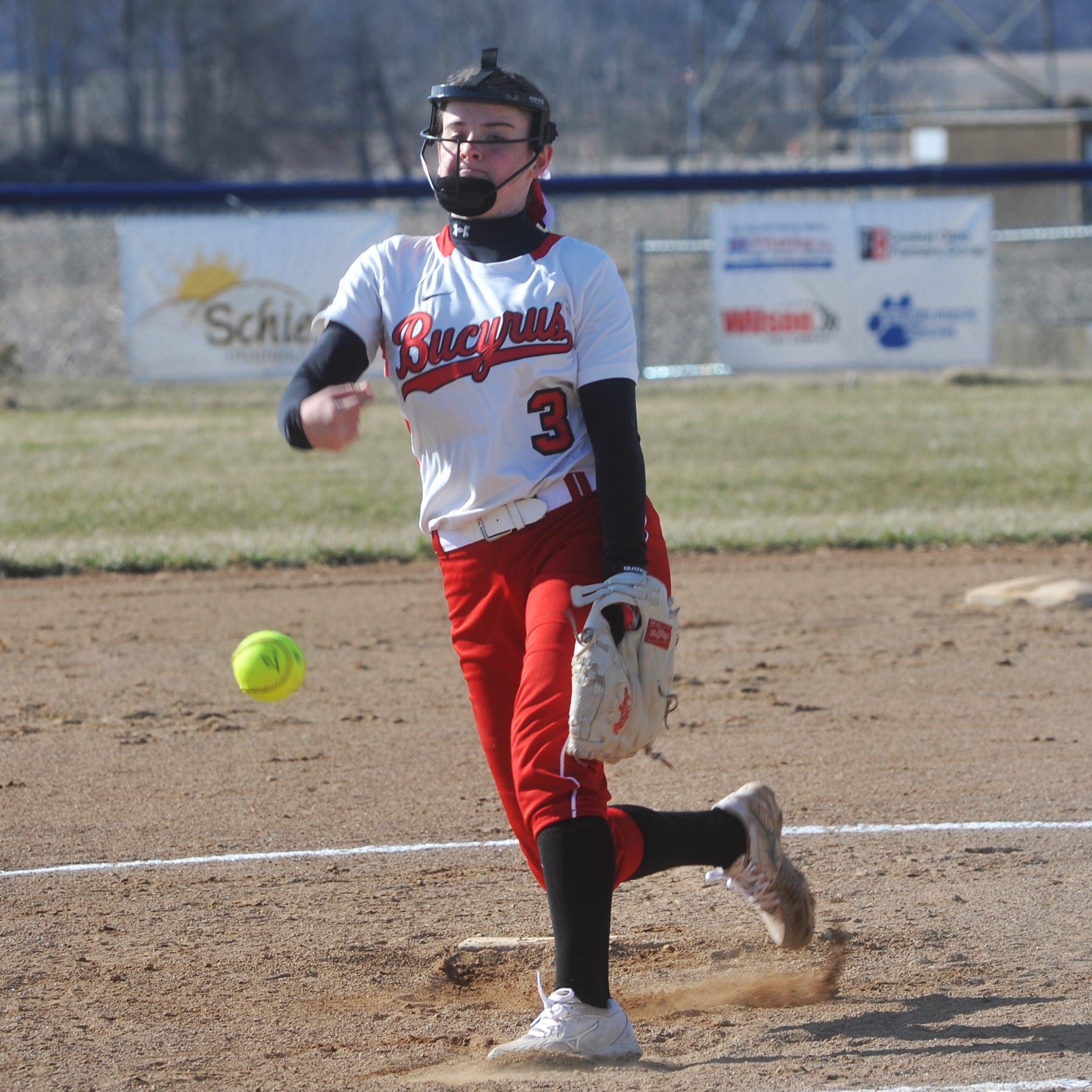 Bucyrus completes sweep of Wynford behind Kohler-Rister connection