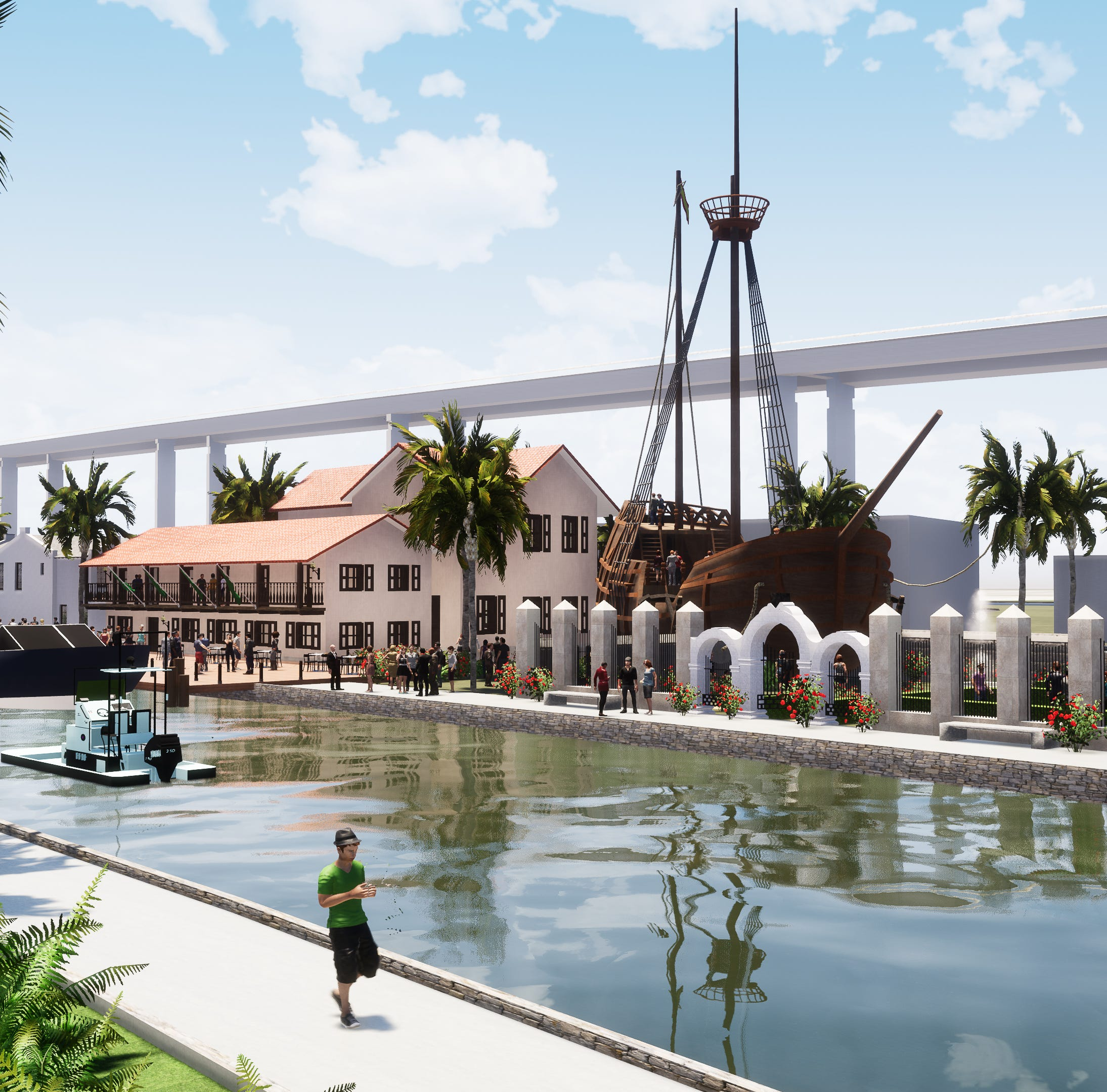 Why build a $40 million canal on Corpus Christi's North Beach? Let's see