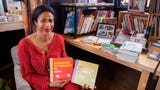 Growing up in a home with few books, Dr. Jimie Owsley decided one way she could give back to the community was to give away a book every day.