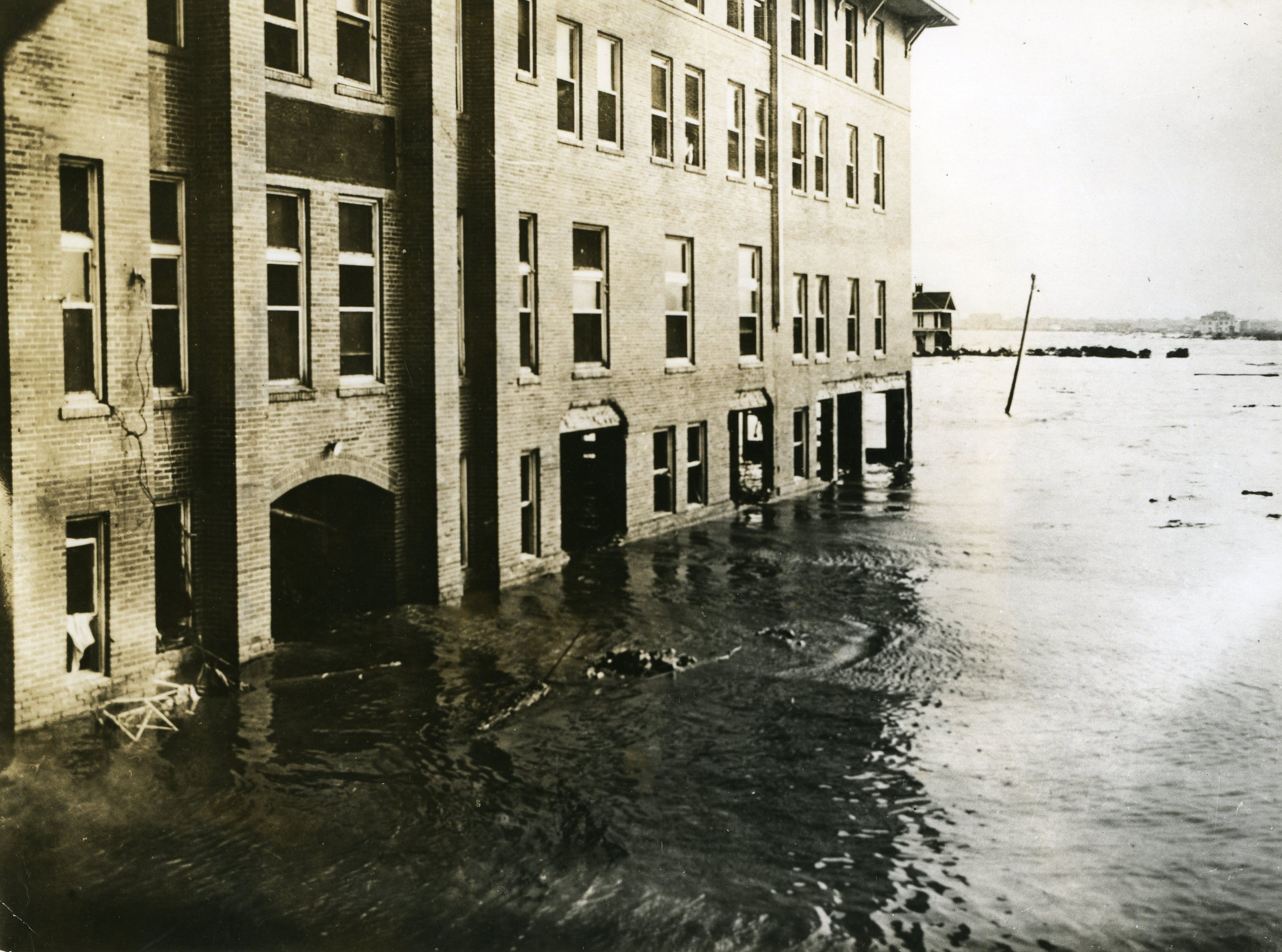 The Breakers Hotel on Corpus Christi