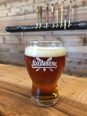 "Axe & Arrow owners say they want to concentrate on ""simple beers in a variety of styles so everyone can find their favorite.''"