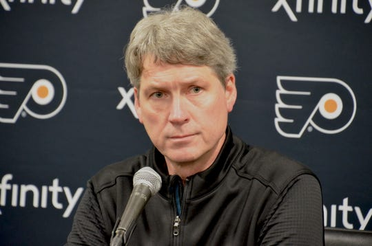 Flyers general manager Chuck Fletcher will have a powerful arsenal at his disposal this offseason: roughly $34 million in salary cap space and a lot of draft picks and prospects to use as assets.