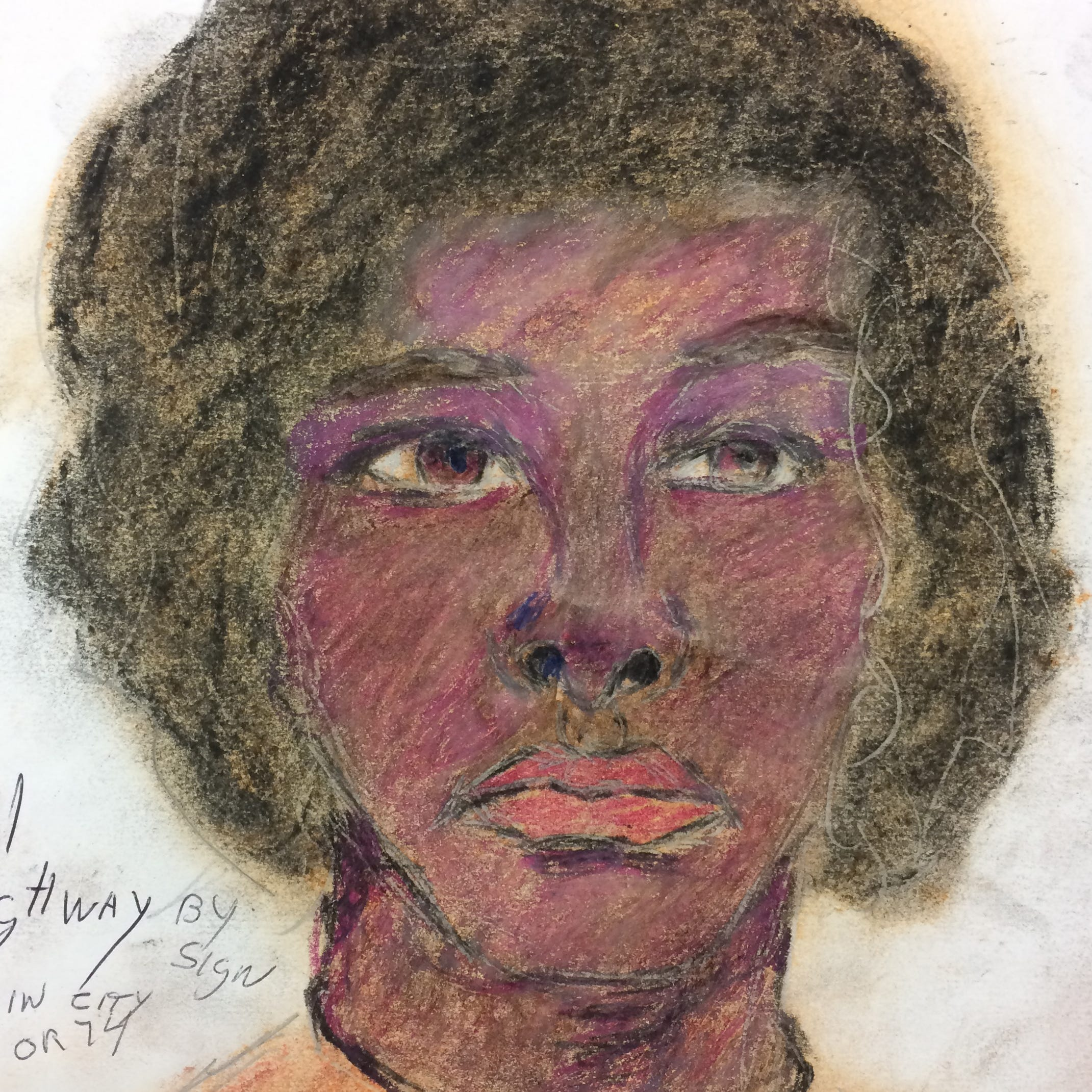 FBI releases sketches of unidentified victims drawn by the serial killer's own hand