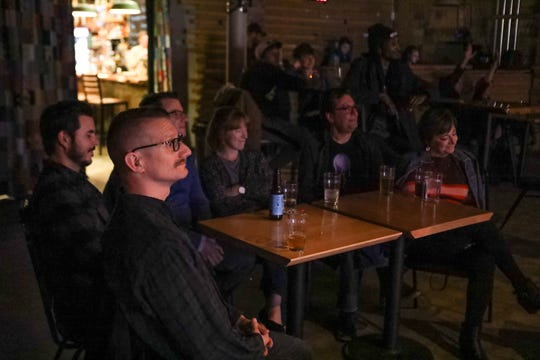 Urban Artifact hosts Homebrewed Independent Movie Night once a month for local independent filmmakers. After each movie, host Katharine Steele holds a Q&A with the filmmaker.