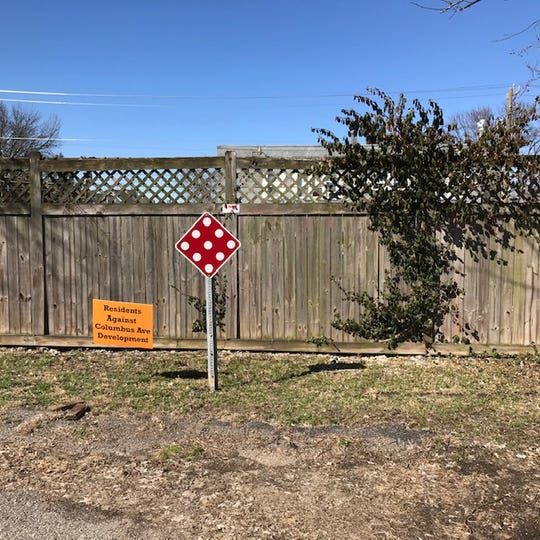 Residents of Columbus Avenue and surrounding streets in Hyde Park put up a fence in 2005 to stop pedestrian traffic between their streets and bars on Wasson Road just over the border in Oakley.
