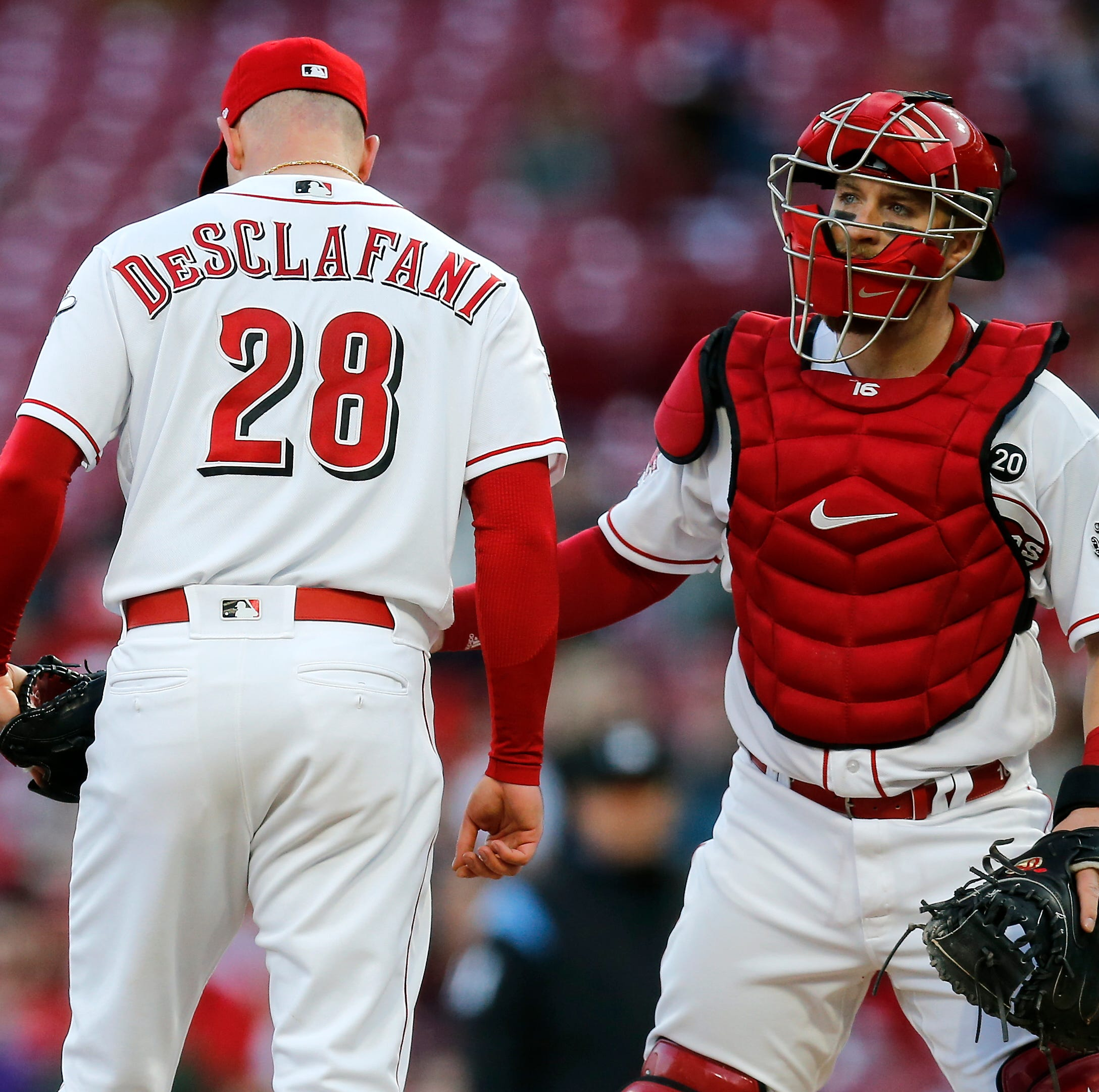 Orlando Arcia's 3-run homer drops the Cincinnati Reds in a 4-3 loss to Milwaukee Brewers