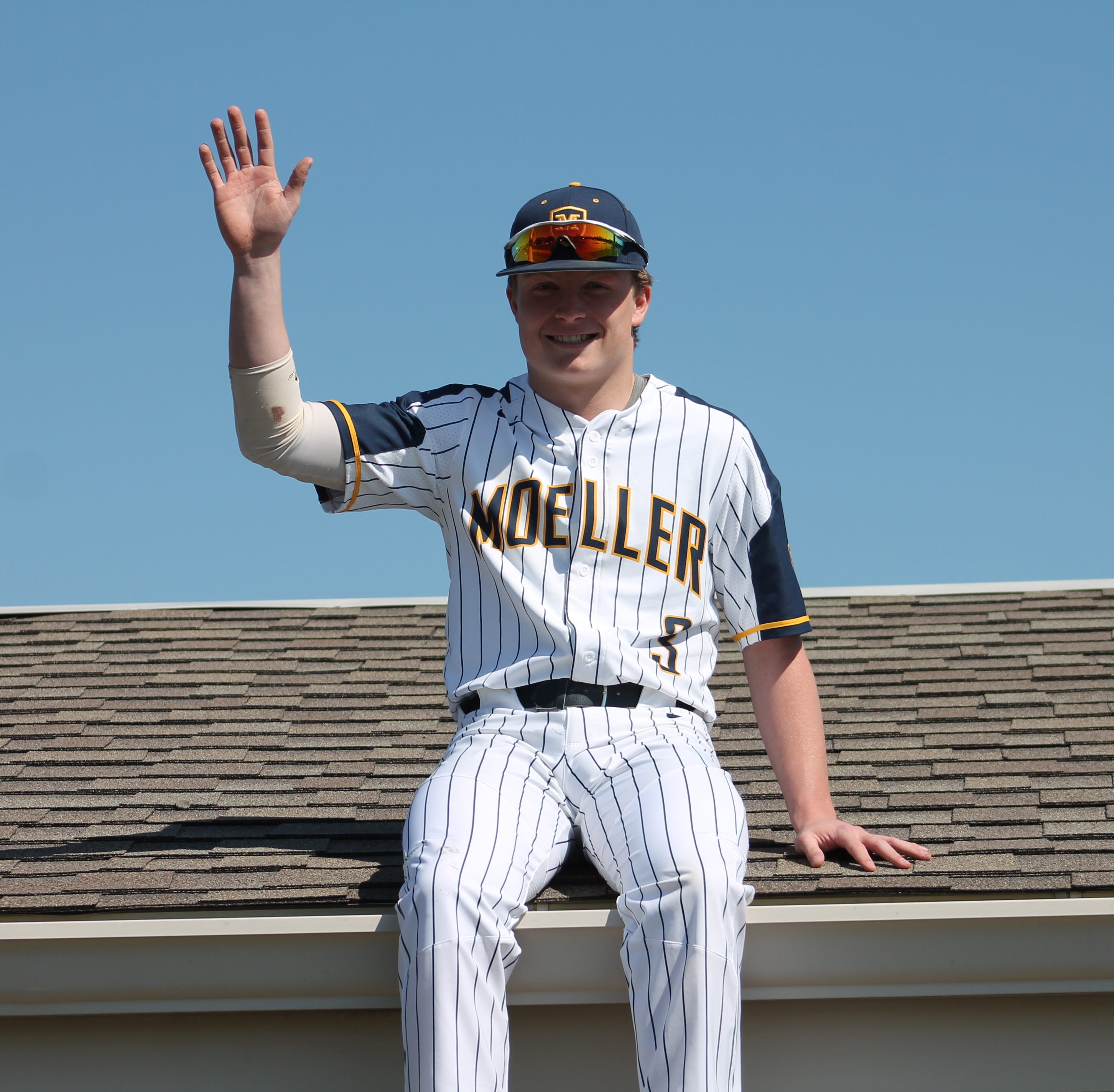 Moeller's Deyhle shows rare baseball perfection for Crusaders