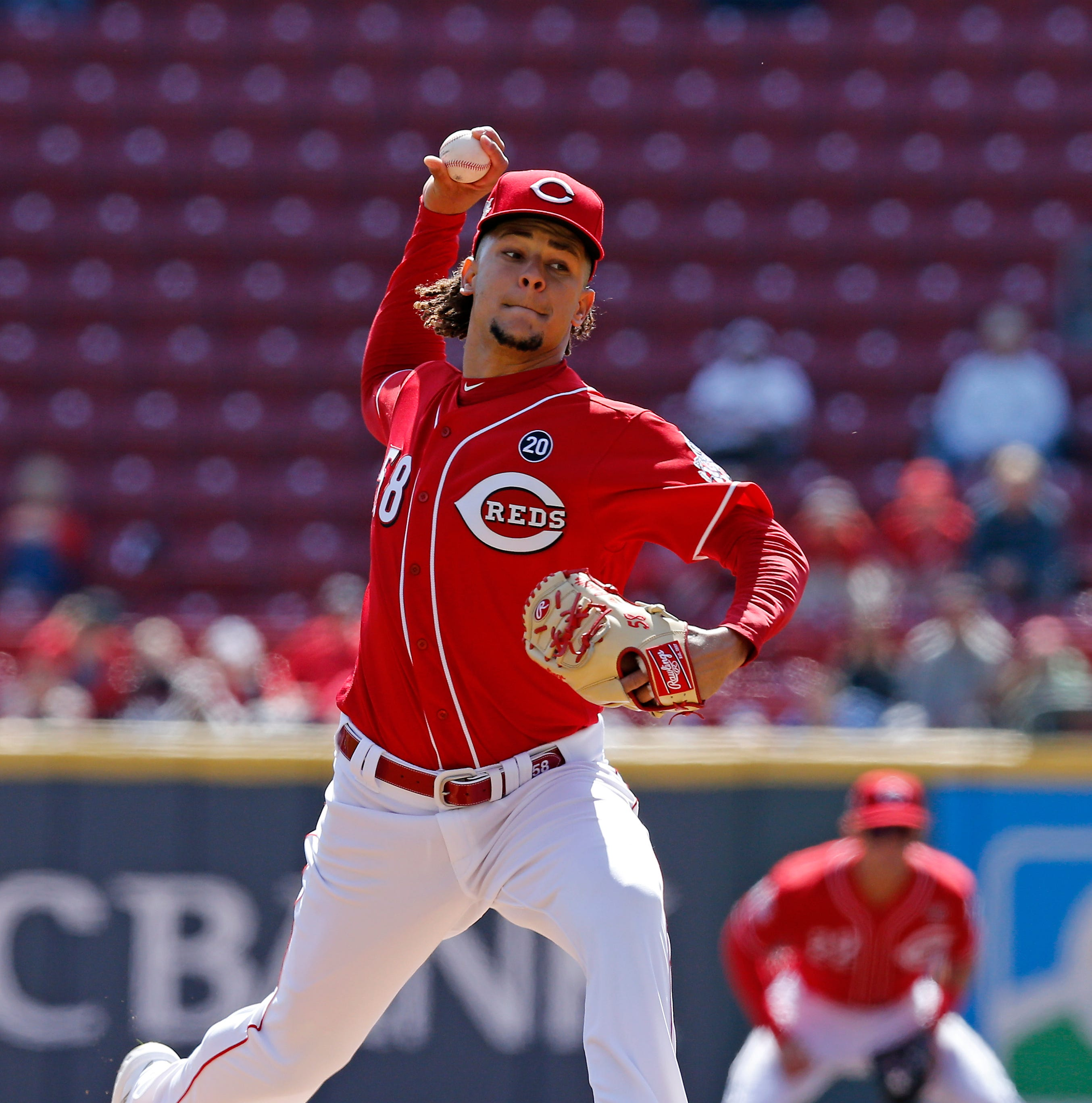 Cincinnati Reds 1-0 loss a rarity at Great American Ball Park