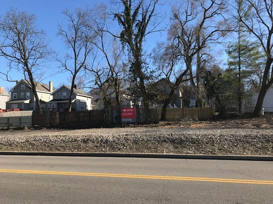 A real estate agent says he has a buyer for two lots on Columbus Avenue in Hyde Park, near Wasson Road and along a proposed stretch of the Wasson Way trail.