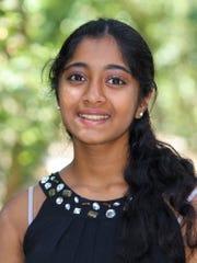 Niharika (Nina) Iyer, junior at Watchung Hills School gives extraordinary service to Warren special needs adults