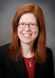 Dr. Kathleen Scaler Scott of Flemington was named Professor of Misericordia University