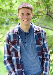 Colin Wiersema, North Scott, Top 5 Southeast Region, Academic All-State 2019