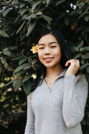 Astoria Chao, Cedar Falls, Top 10 Iowa, Academic All-State 2019