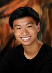 James Meng, Valley, Top 10 Iowa, Academic All-State 2019