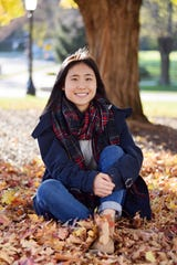 Jenna Zeng, Iowa City West, Top 5 Southeast Region, Academic All-State 2019