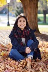 Jenna Zeng, Iowa City West, Top 5 Southeast Region, Academic All-State 2019