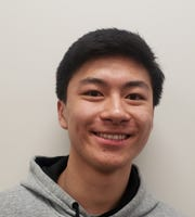 Christopher Yao, Johnston, Top 10 Iowa, Academic All-State 2019