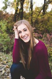 Grace Kiple, Sergeant Bluff-Luton High School, Top 5 Northwest Region, Academic All-State 2019