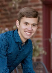Matthew Cunningahm, Grinnell, Top 10 Iowa, Academic All-State 2019