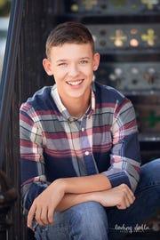 Noah Nelsen, Adair-Casey/Guthrie Center, Top 5 Southwest Region, Academic All-State 2019