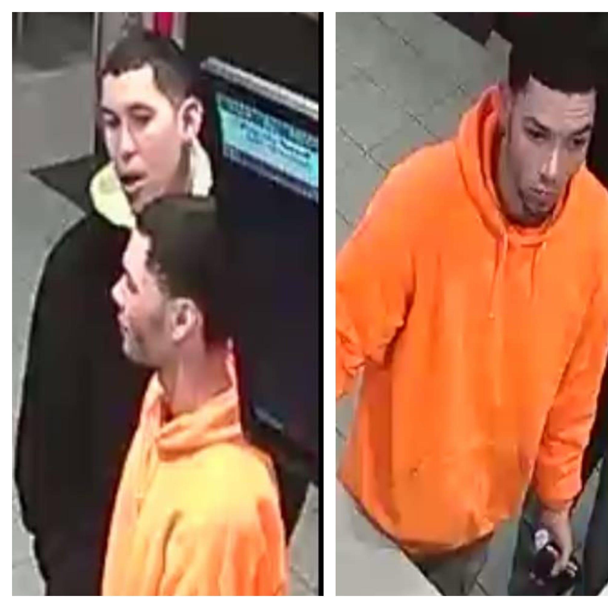 Police release images of 2 men accused of stabbing Des Moines McDonald's employee over $11 drive-thru order