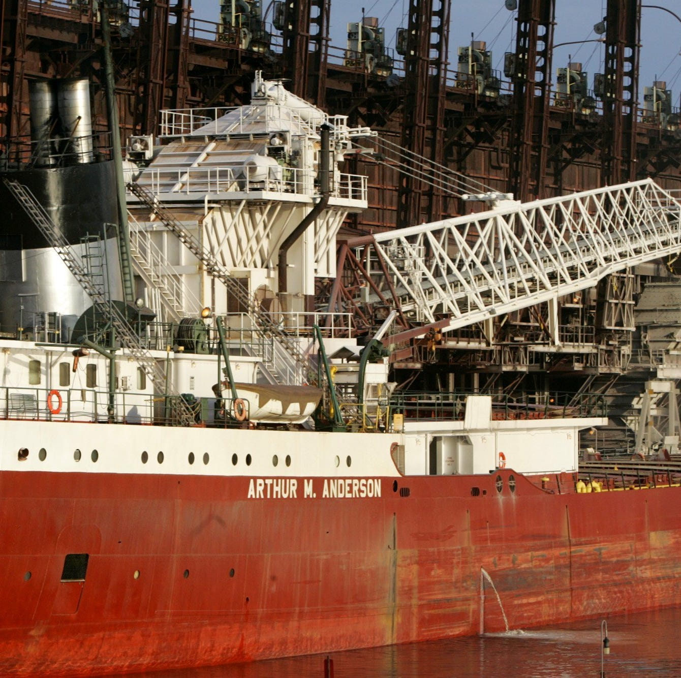 Report: Storied freighter Arthur M. Anderson returning to the Great Lakes