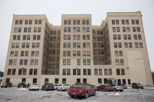 Temple Detroit will open in this former Standard Accident Insurance Co. building.