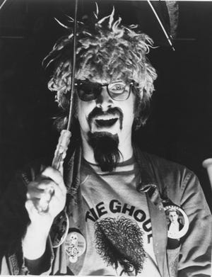 Ron Sweed, a.k.a. the Ghoul