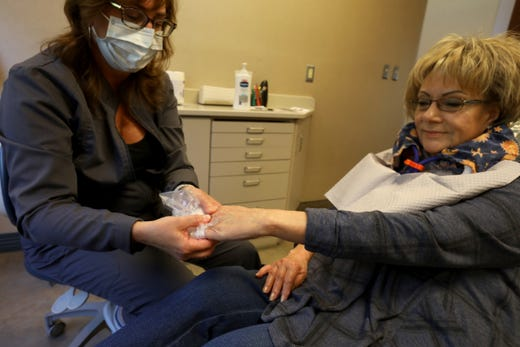 Smiles for Life, dentist Dr  Junita Bahroos offer free spa treatments