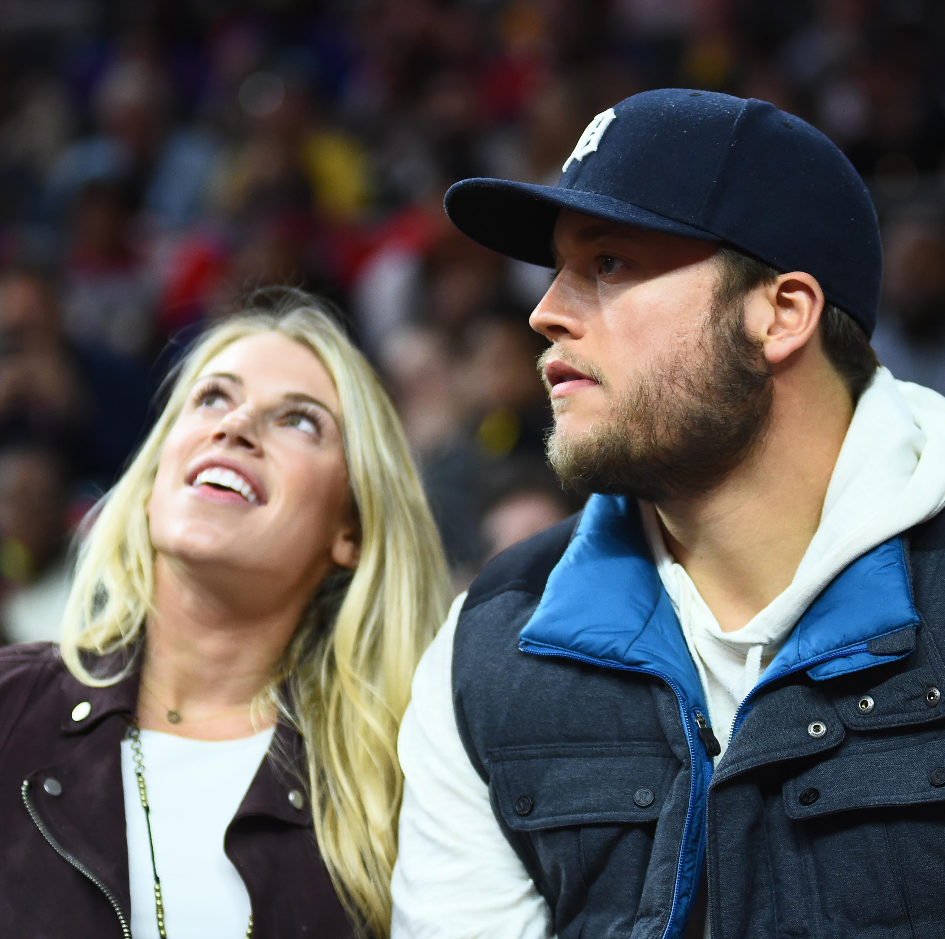 Kelly Stafford hospitalized again after brain surgery: 'The pain got so far ahead of me'