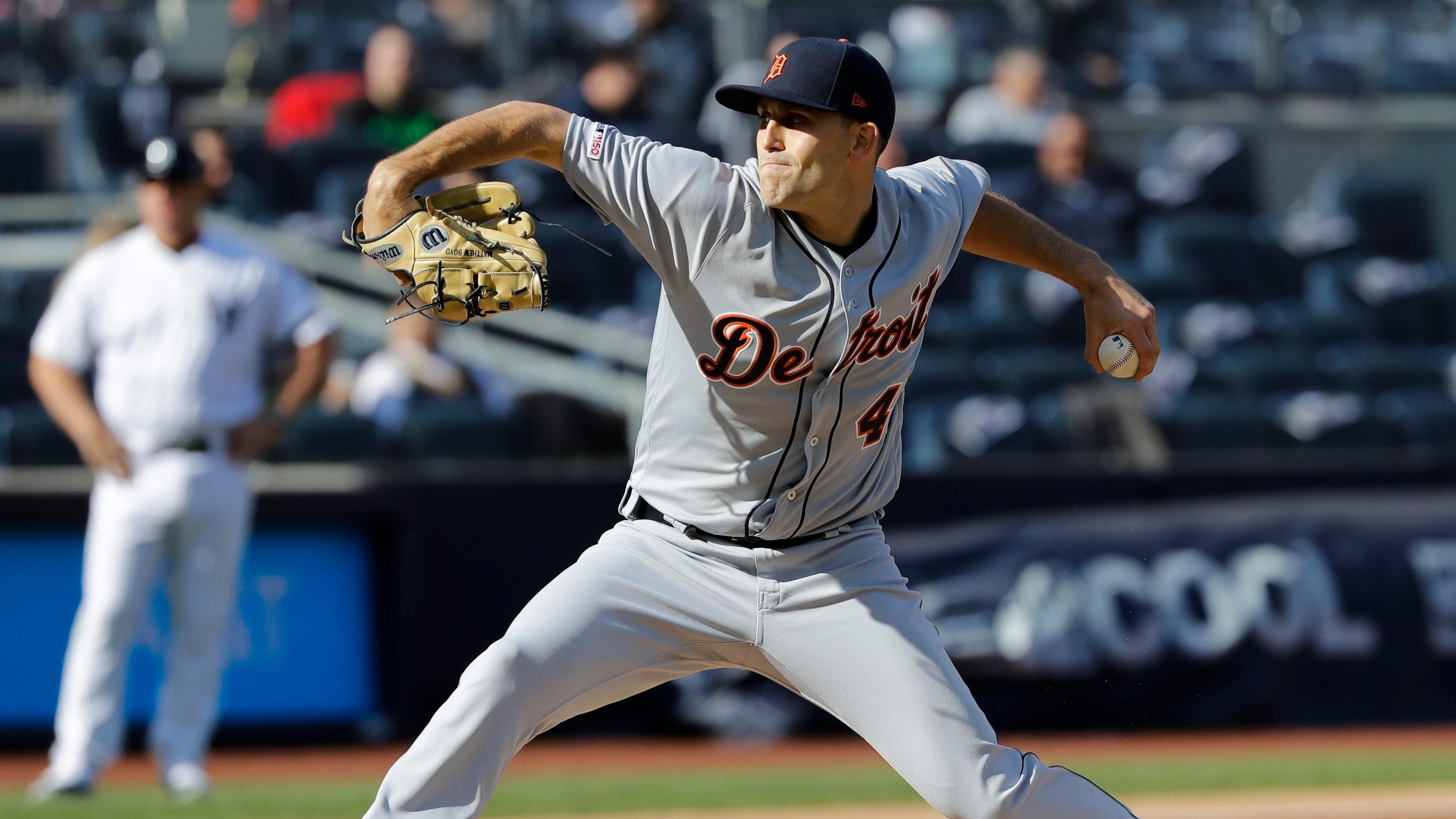 Detroit Tigers vs. New York Yankees: Photos from the BronxYankees