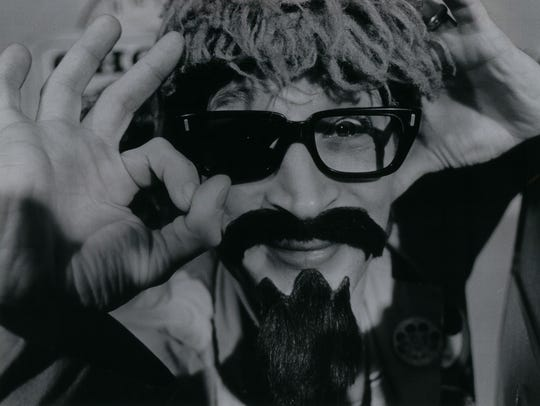 The Ghoul, aka legendary '70s TV horror host Ron Sweed, has died