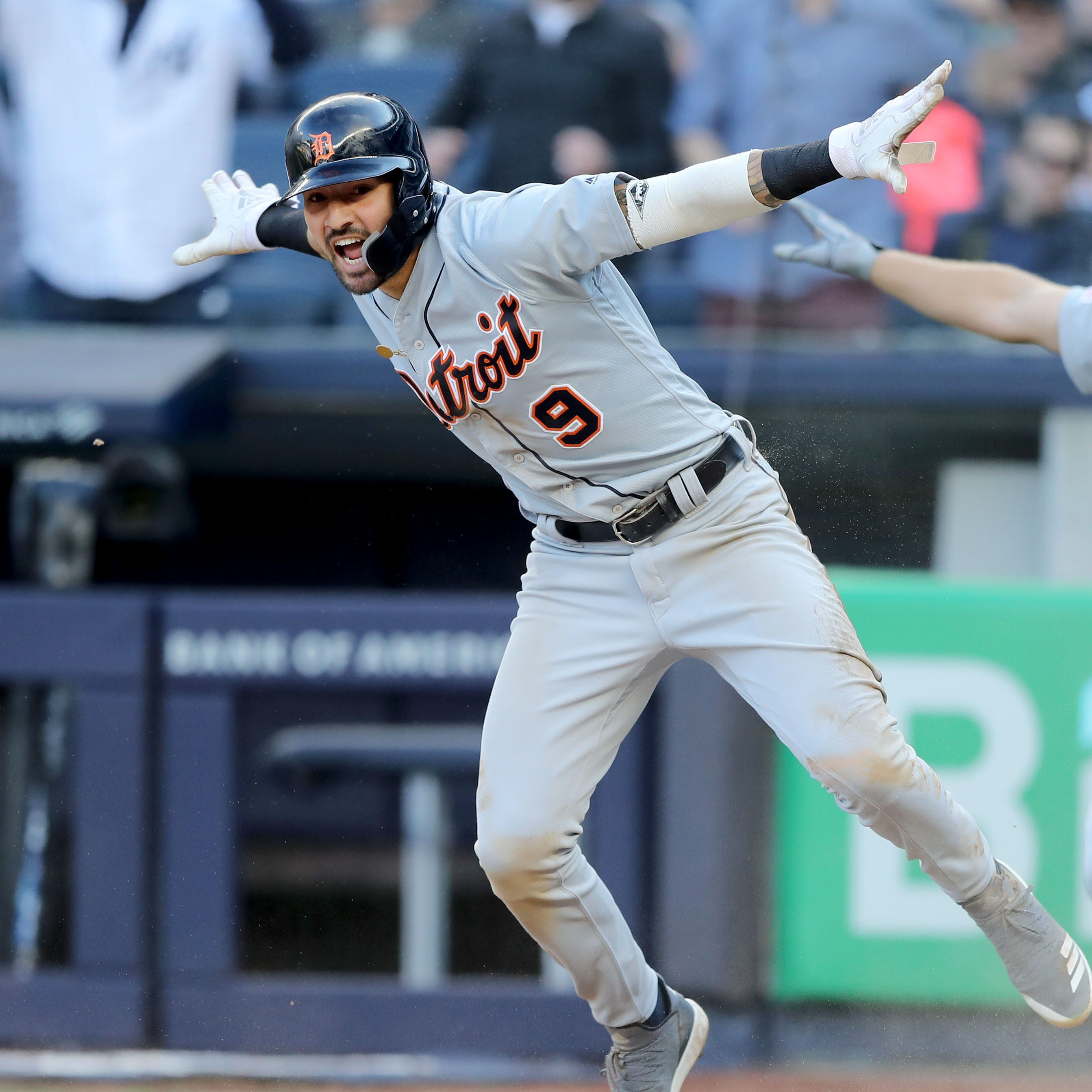 Tigers return for Opening Day with momentum: 'Tell Detroit we're coming'