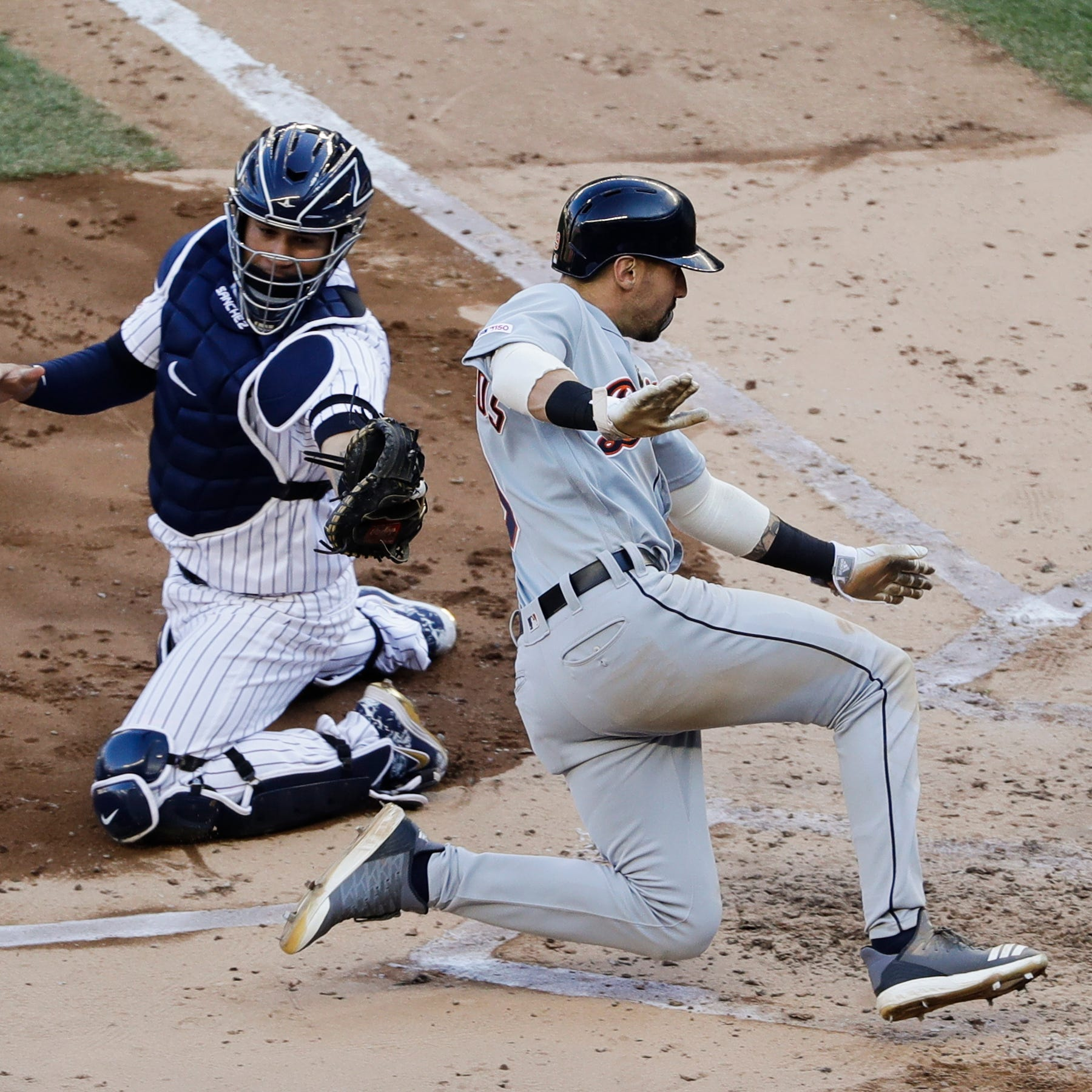 Yankees lose another series after 2-1 loss to Tigers