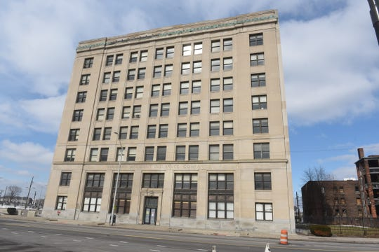 The former Standard Accident Insurance Co. building at 640 Temple will be redeveloped into a hotel, residences and restaurants. It will be called Temple Detroit.