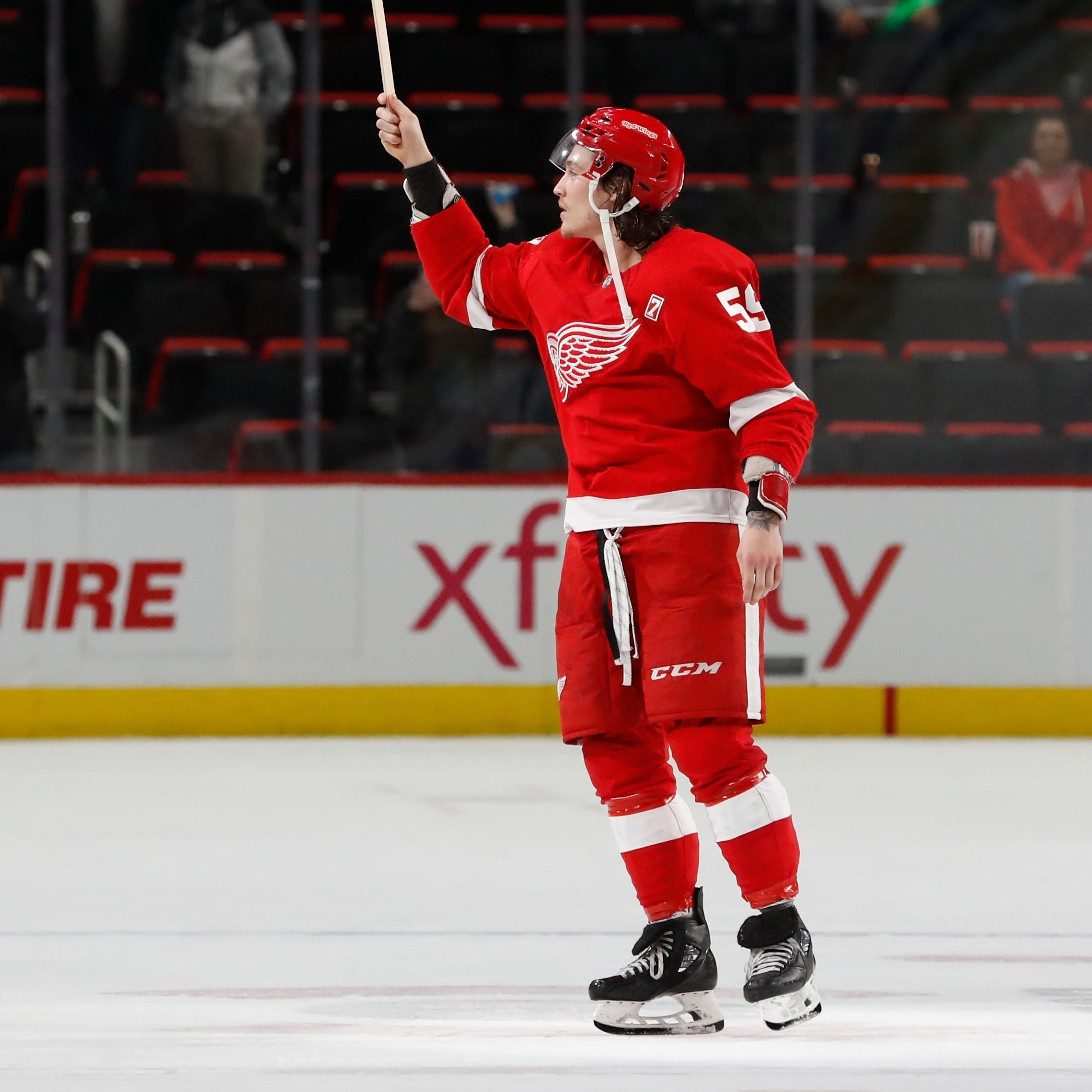 'Hockey player' Bertuzzi took career to another level this season