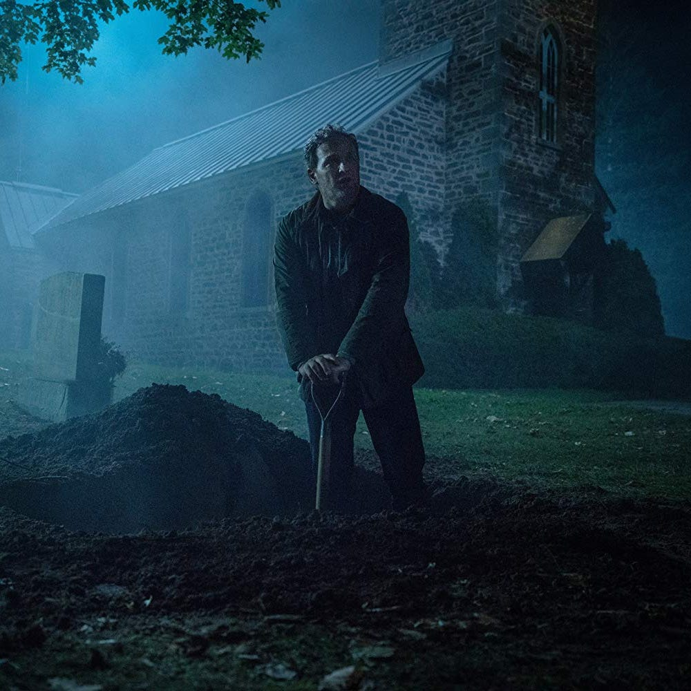 Review: Dead are quite lively in 'Pet Sematary'